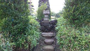 徳丸北野神社 浅間神社