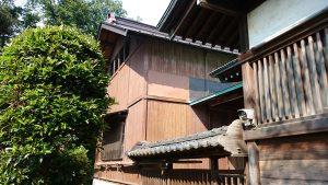 徳丸北野神社 本殿覆屋