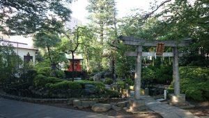天祖諏訪神社 厳島神社 (1)