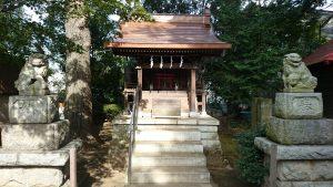 東玉川神社 稲荷神社