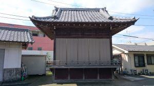 太田神社 神楽殿