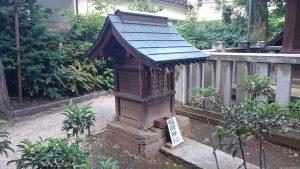 上田端八幡神社 稲荷神社
