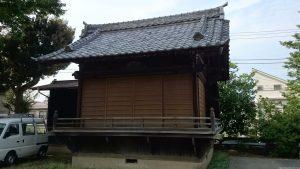 東玉川神社 神楽殿