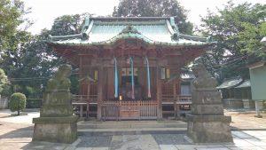 赤羽北諏訪神社