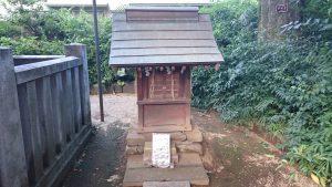 上田端八幡神社 大山祇神社