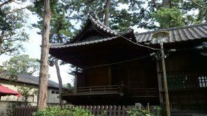 東玉川神社 本殿