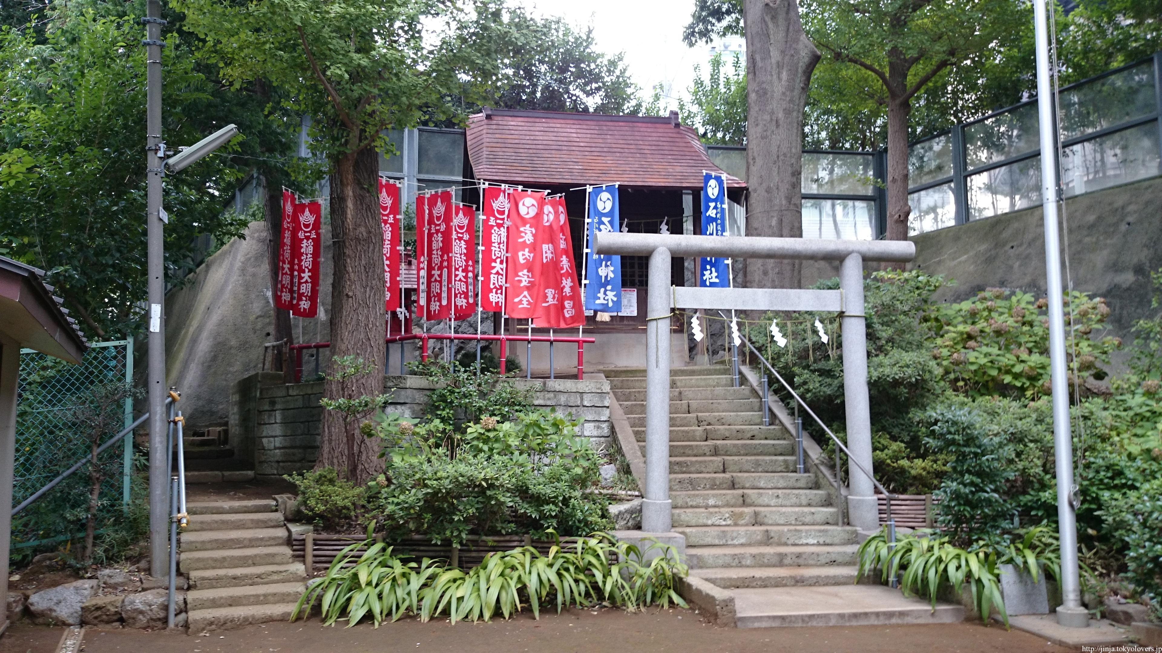 石川神社 | 神社と御朱印