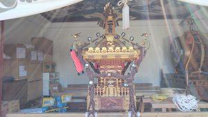 太田神社 神輿 (2)