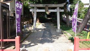 太田神社 鳥居