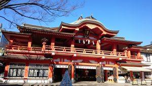 千葉神社 社殿