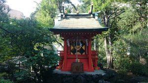 天祖諏訪神社 厳島神社 (2)
