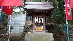 田園調布八幡神社 稲荷神社 (2)