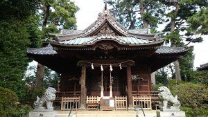 東玉川神社