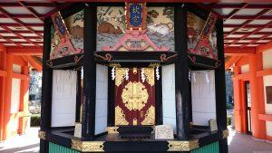 千葉神社 福徳殿 坎宮