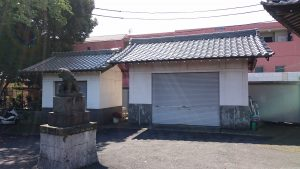 太田神社 神輿庫
