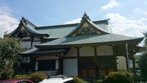 鵜ノ木八幡神社 本殿