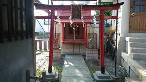 天祖諏訪神社 南稲荷神社