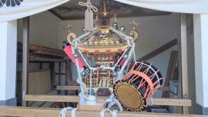 太田神社 神輿 (1)