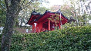 九頭龍神社本宮 社殿 (2)