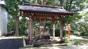 太田神社 手水舎