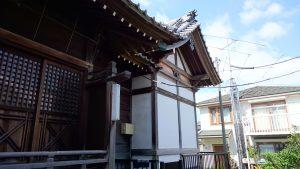 太田神社 本殿