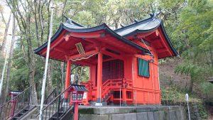 九頭龍神社本宮 社殿 (1)