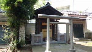 赤羽八幡神社 招魂社