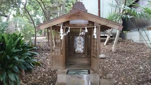 経堂天祖神社 三峯社