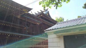 赤羽八幡神社 本殿