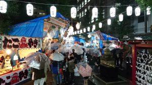 市守大鳥神社 2015(平成27)年酉の市 (3)