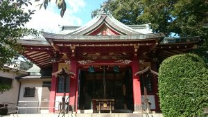 稲荷森稲荷神社(とうかもりいなりじんじゃ)
