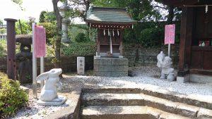 赤羽八幡神社 古峯神社