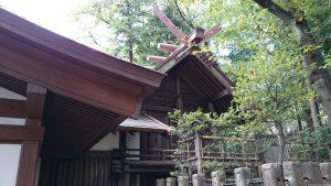 代田八幡神社 本殿