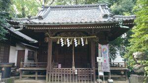 経堂天祖神社