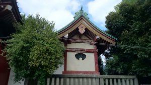 子安八幡神社 本殿