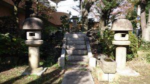 赤羽北諏訪神社 水神社 (3)