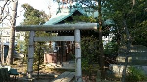 島根鷲神社 三峰神社