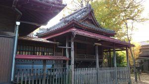 六月八幡神社 本殿