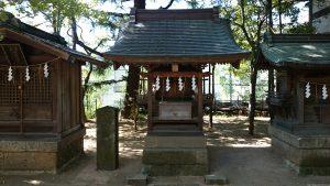意富比神社(船橋大神宮)稲荷神社