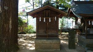 意富比神社(船橋大神宮)水天宮