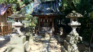 意富比神社(船橋大神宮)八雲神社