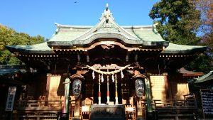 花畑大鷲神社