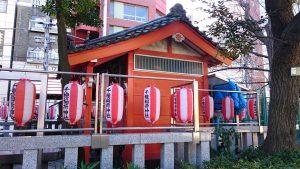 千種稲荷神社 社殿