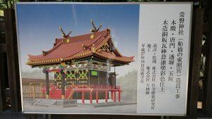 意富比神社(船橋大神宮)常磐神社