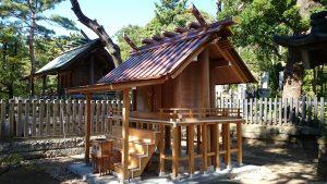 意富比神社(船橋大神宮)豊受姫神社 (2)