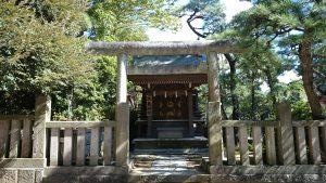 意富比神社(船橋大神宮)大鳥神社