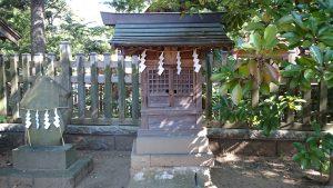 意富比神社(船橋大神宮)三峯神社