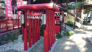 鴻神社 三狐稲荷神社