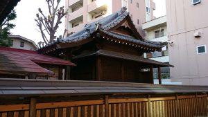 竹塚神社 本殿