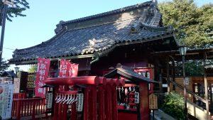 鴻神社 拝殿